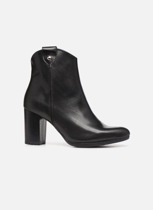 Bottines et boots Drass H-2010 Noir vue derrière