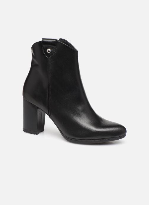 Bottines et boots Drass H-2010 Noir vue détail/paire