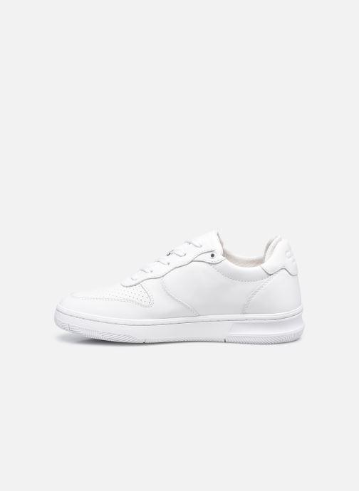 Sneaker Clae Malone W weiß ansicht von vorne