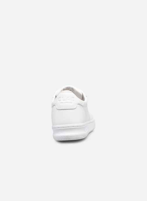 Sneakers Clae Malone W Bianco immagine destra