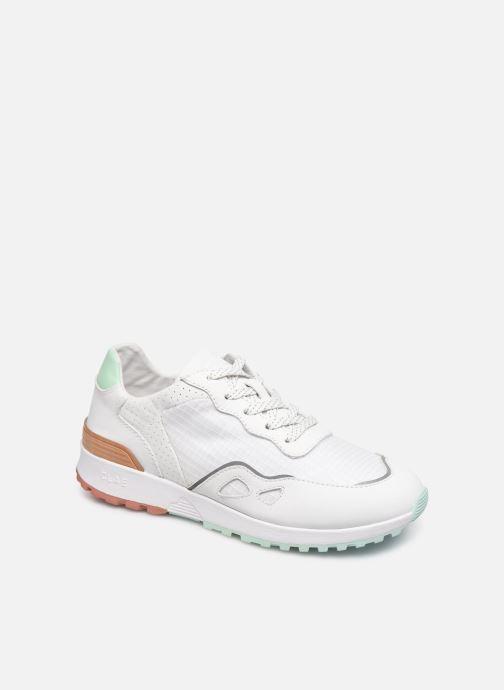 Sneaker Clae Hayden W weiß detaillierte ansicht/modell