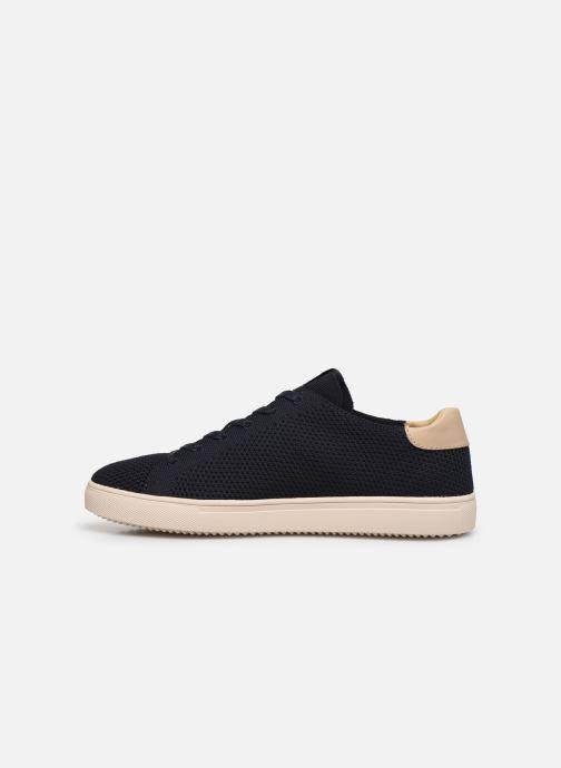 Sneakers Clae Bradley Knit Azzurro immagine frontale