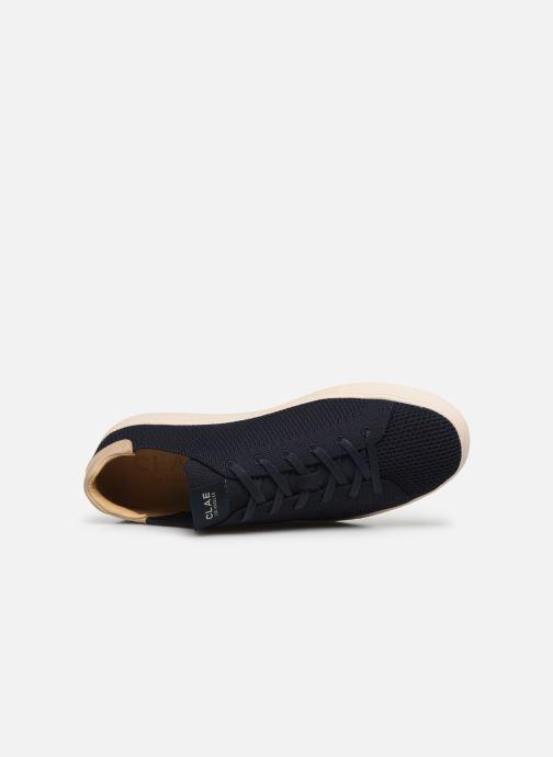 Sneakers Clae Bradley Knit Azzurro immagine sinistra