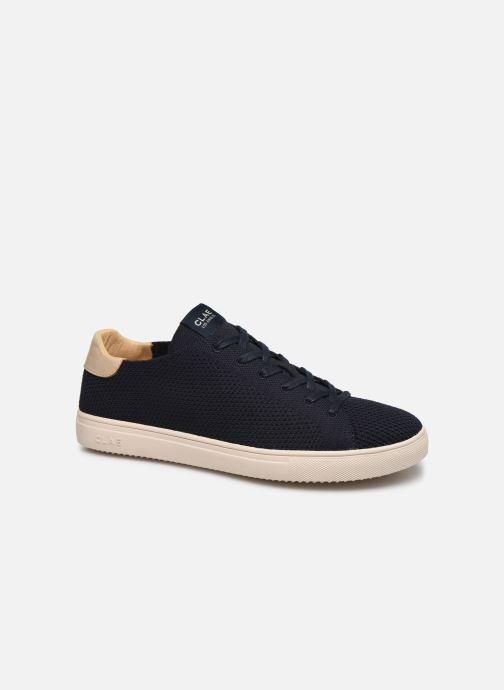 Sneakers Clae Bradley Knit Azzurro vedi dettaglio/paio
