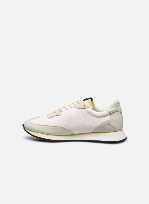 Sneakers Clae Runyon Bianco immagine frontale