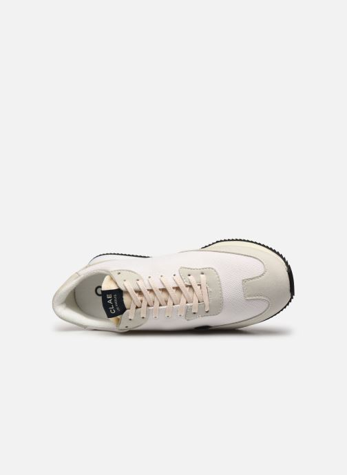 Sneakers Clae Runyon Bianco immagine sinistra