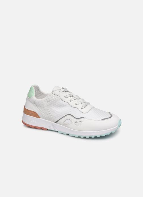 Sneaker Clae Hayden weiß detaillierte ansicht/modell