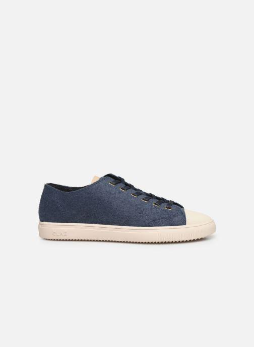 Sneakers Clae Herbie Textile Azzurro immagine posteriore