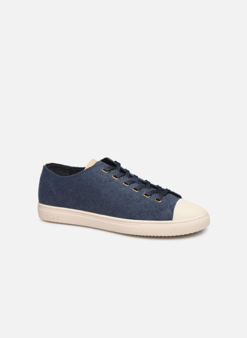 Sneaker Clae Herbie Textile blau detaillierte ansicht/modell