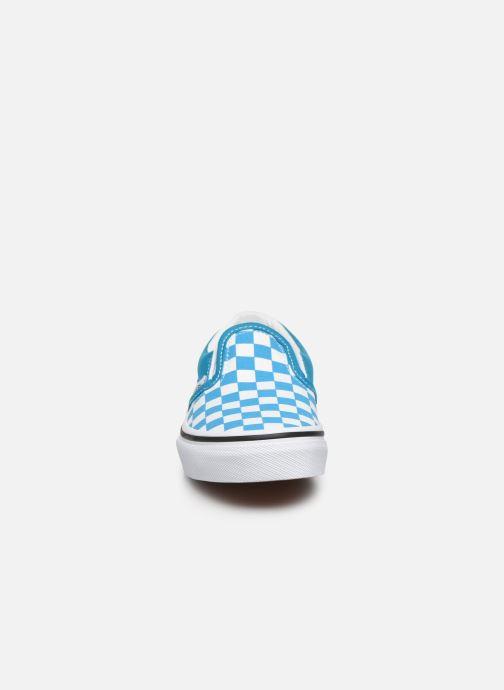 Sneakers Vans UY Classic Slip-On Blauw model