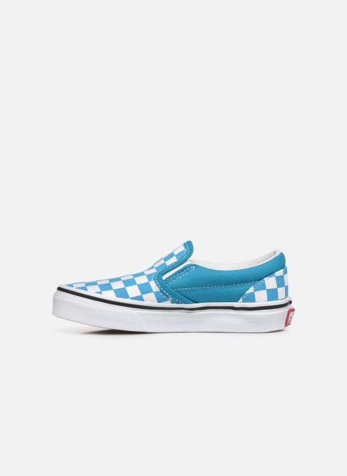 Sneakers Vans UY Classic Slip-On Blauw voorkant