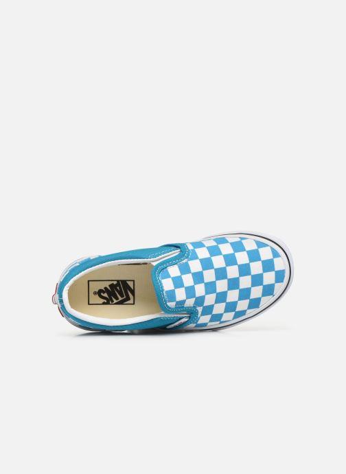 Sneakers Vans UY Classic Slip-On Blauw links