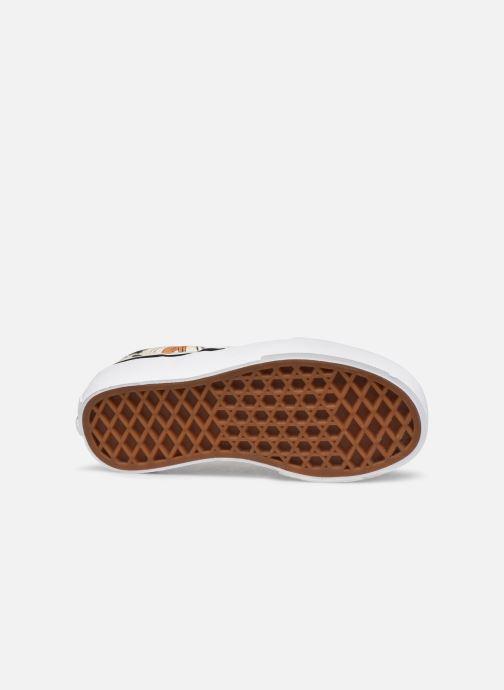 Sneaker Vans UY Classic Slip-On weiß ansicht von oben