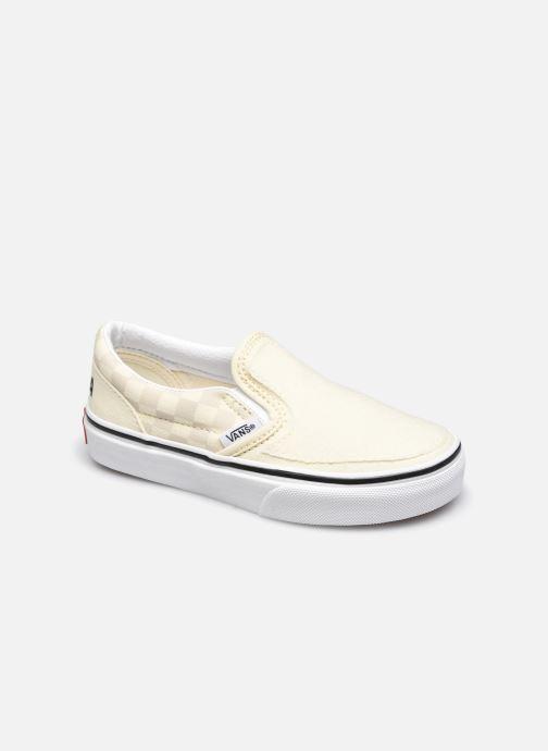 Sneaker Vans UY Classic Slip-On beige detaillierte ansicht/modell