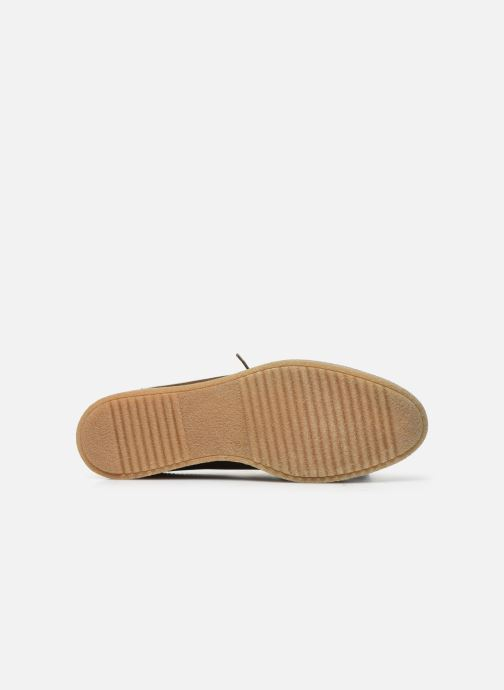 Lace-up shoes Humat Elsa Brown view from above