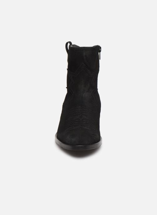 Bottines et boots Humat Keny Borda Noir vue portées chaussures