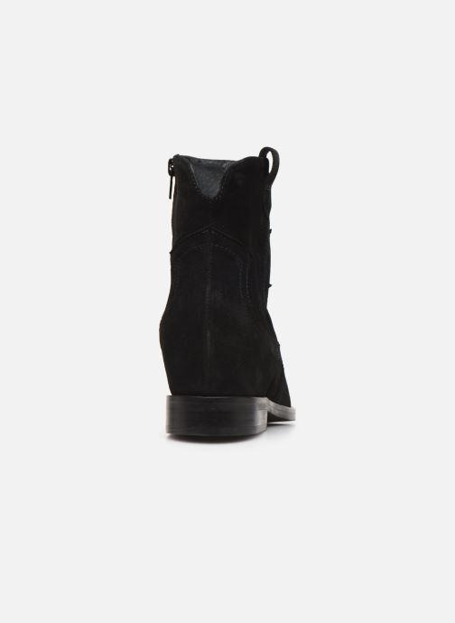 Bottines et boots Humat Keny Borda Noir vue droite
