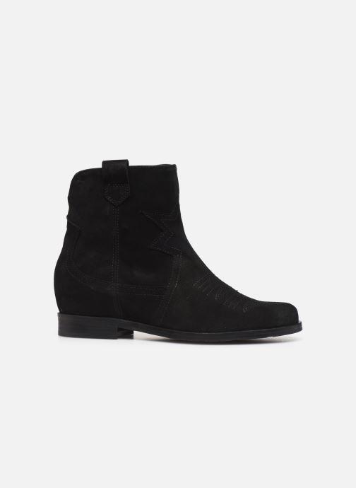 Bottines et boots Humat Keny Borda Noir vue derrière