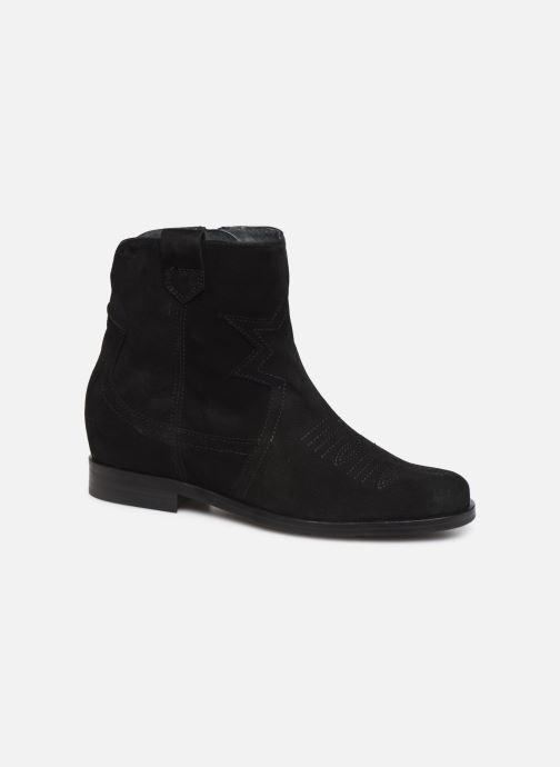 Bottines et boots Humat Keny Borda Noir vue détail/paire