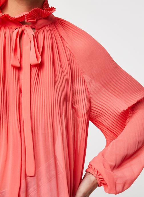 Vêtements School Rag Chemise Caina Orange vue face
