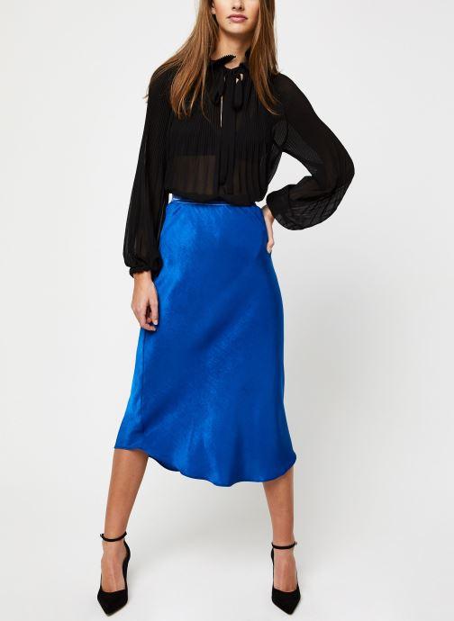 Vêtements School Rag Chemise Caina Noir vue bas / vue portée sac