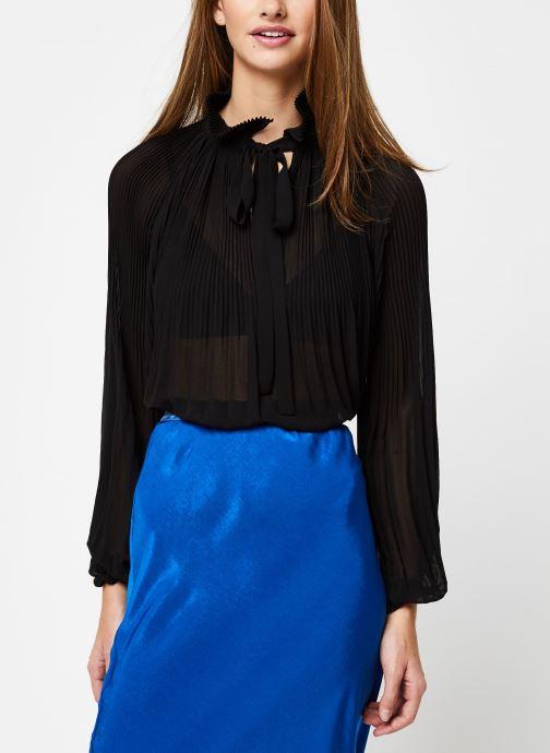 Vêtements School Rag Chemise Caina Noir vue détail/paire