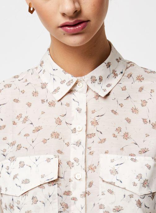 Vêtements School Rag Chemise Calia Blanc vue face