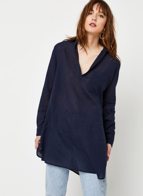 Vêtements School Rag Chemise Chima Bleu vue droite