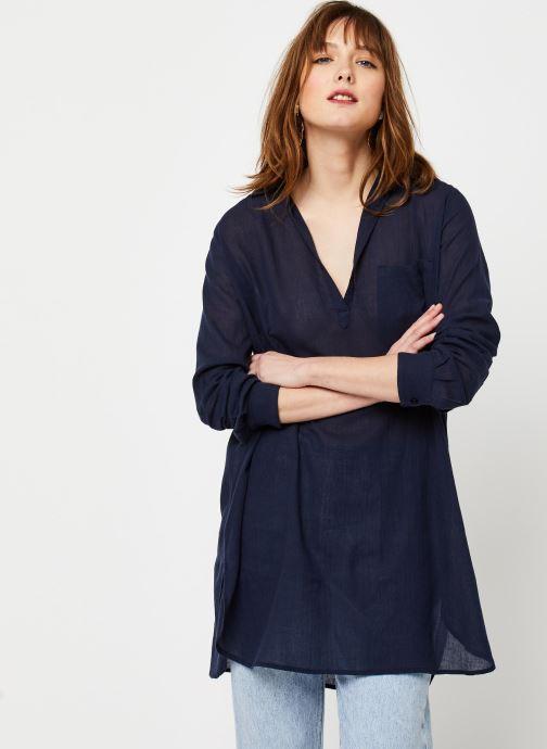 Vêtements School Rag Chemise Chima Bleu vue détail/paire