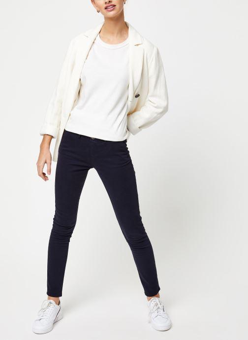 Vêtements School Rag Pantalon Cloee Bleu vue bas / vue portée sac
