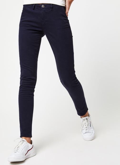 Vêtements School Rag Pantalon Cloee Bleu vue détail/paire