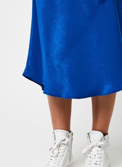 Vêtements School Rag Jupe Jade Bleu vue face