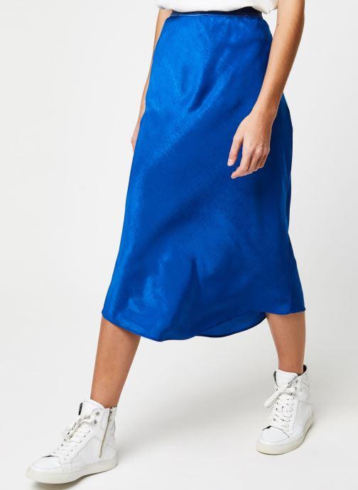 Vêtements School Rag Jupe Jade Bleu vue détail/paire