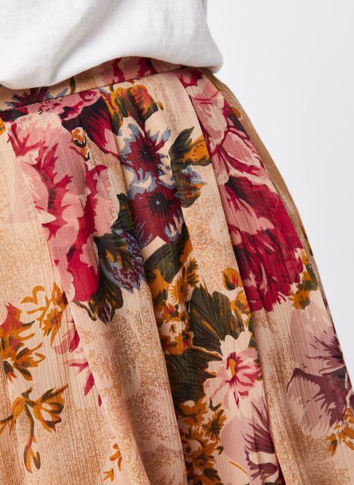 Vêtements School Rag Jupe Jyna Beige vue face