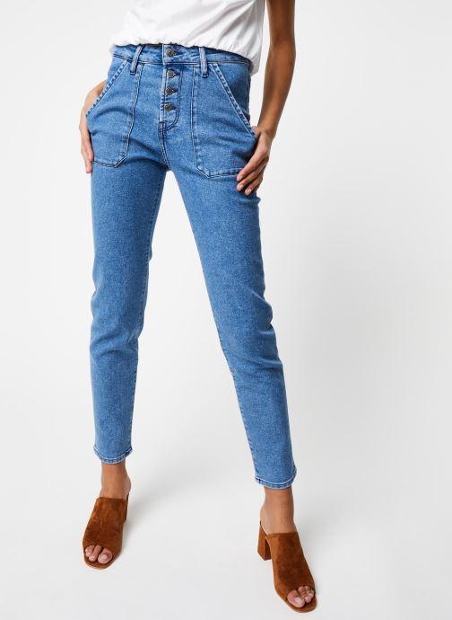 Vêtements School Rag Pantalon Lea Bleu vue détail/paire