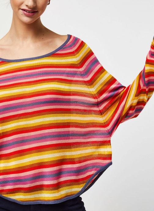 Vêtements School Rag Pull Pascaline Orange vue face