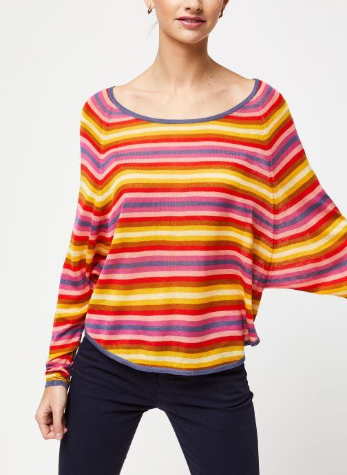 Vêtements School Rag Pull Pascaline Orange vue droite