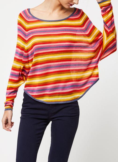 Vêtements School Rag Pull Pascaline Orange vue détail/paire