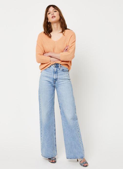 Vêtements School Rag Pull Piadalena Orange vue bas / vue portée sac
