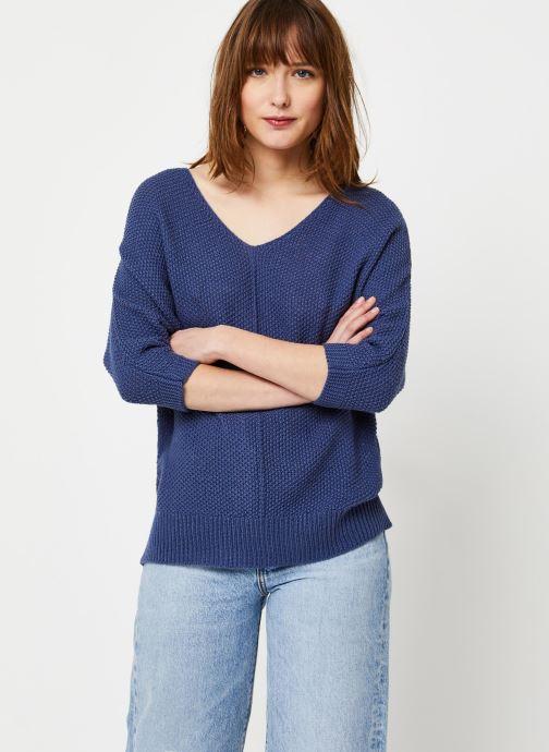 Vêtements School Rag Pull Piadalena Bleu vue droite