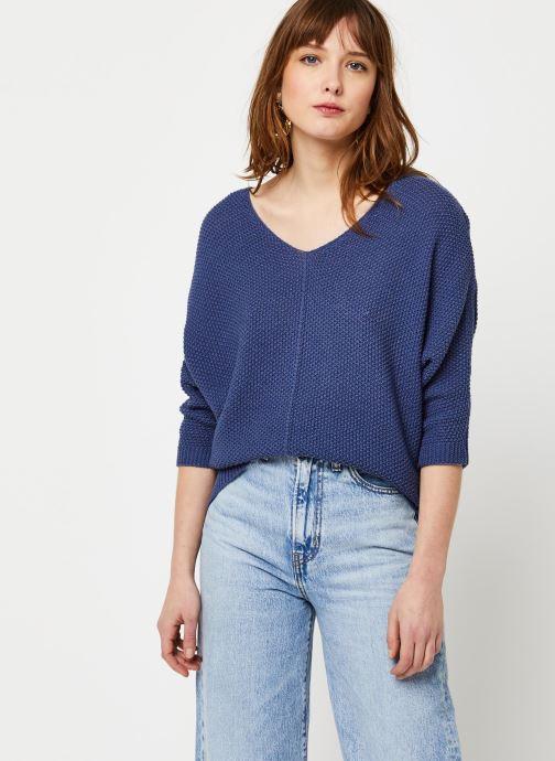 Vêtements School Rag Pull Piadalena Bleu vue détail/paire