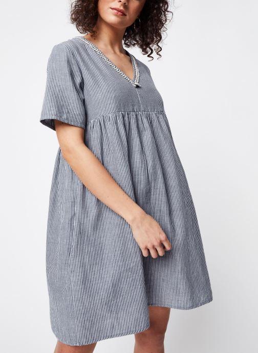 Vêtements School Rag Robe Rachela Bleu vue détail/paire