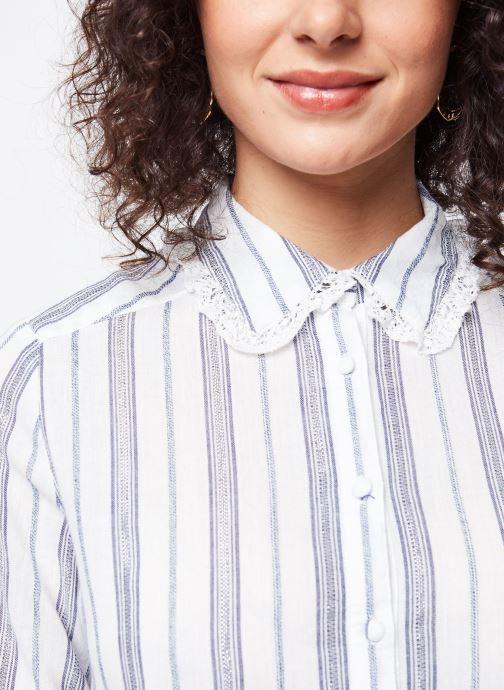 Vêtements School Rag Robe Renatta Blanc vue face