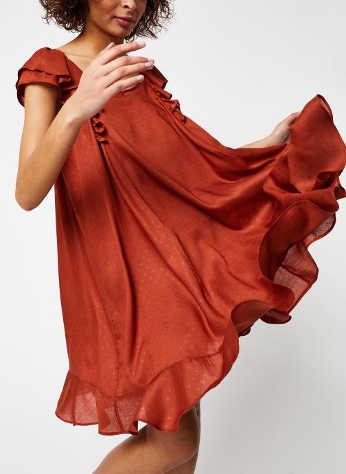 Vêtements School Rag Robe Ribella Marron vue détail/paire