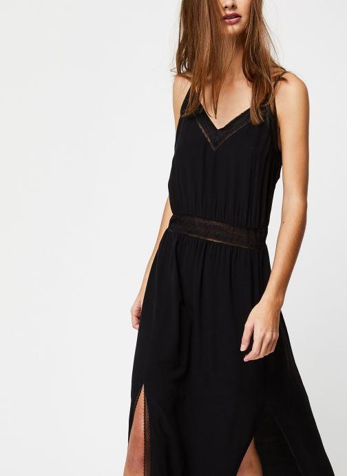 Vêtements School Rag Robe Rolanda Noir vue droite