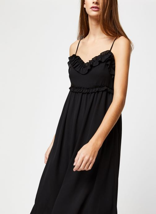 Vêtements School Rag Robe Ruby Noir vue droite