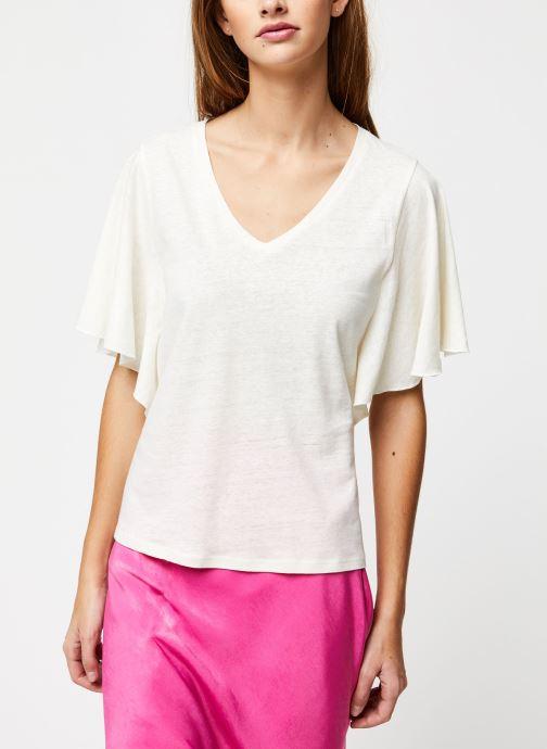 Kleding School Rag Tee-shirt Tonya Wit rechts