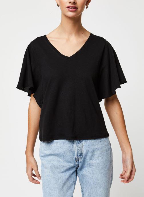 Vêtements School Rag Tee-shirt Tonya Noir vue droite