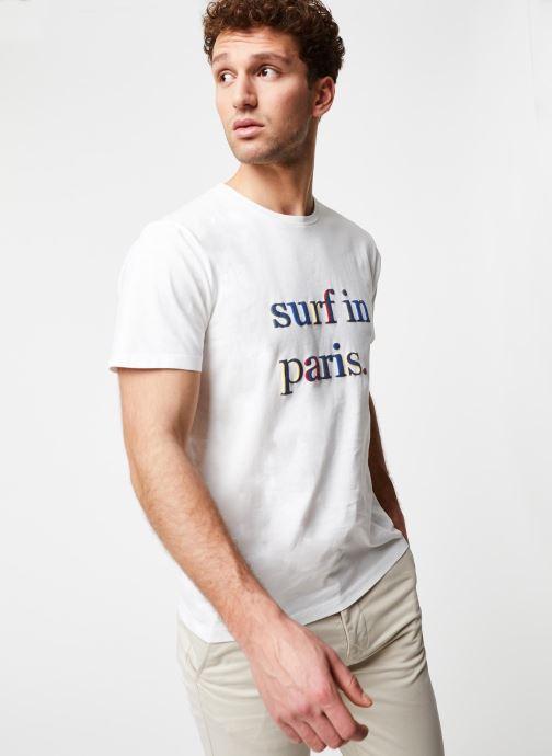 Kleding Accessoires Tee Shirt - Surf In Paris