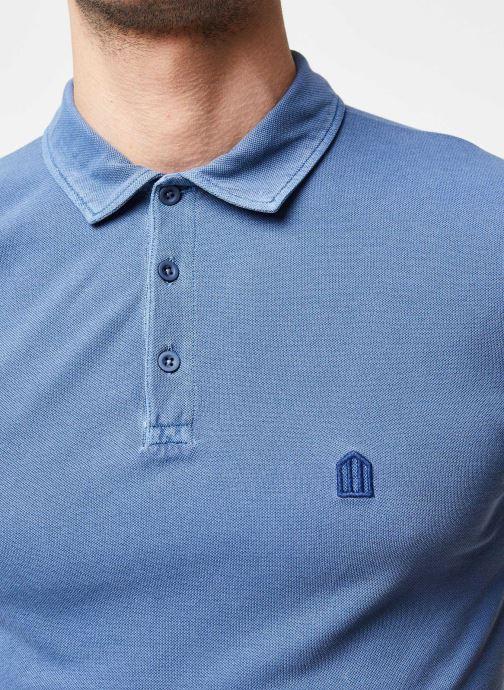Tøj Cuisse de Grenouille Polo - Classic Polo + Maison Blå se forfra